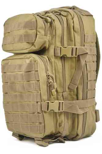 Reppu Mil-Tec US Assault pack 20l coyote