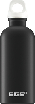 SIGG Traveller 0,6 black touch juomapullo