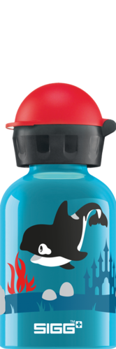 Sigg Kids 0,3 Orca Family juomapullo
