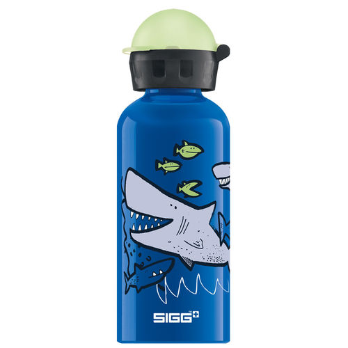 SIGG Sharkies 0,4 juomapullo