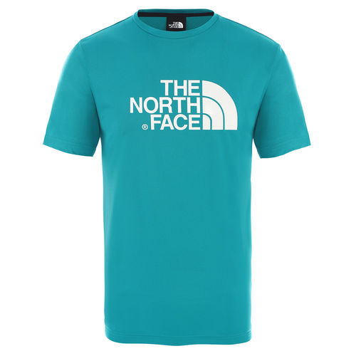 The North Face Tanken Tee miesten t-paita turkoosi