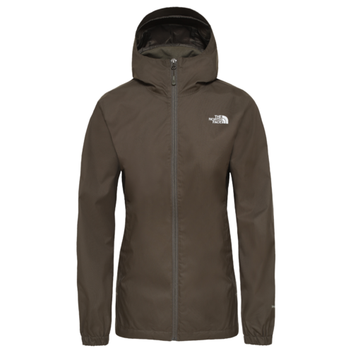 The North Face Quest naisten takki taupe green