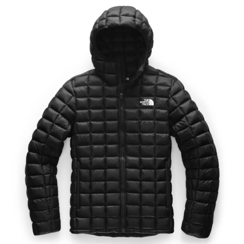 The North Face Thermoball Super Hoodie miesten takki musta