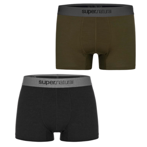 super.natural M Base Mid Boxer 175 merinovilla boxerit