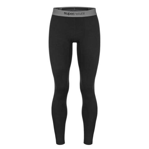 super.natural M base Tight 175 miesten merinovillahousut