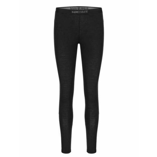 super.natural W Base Tight 230 naisten merinovillahousut
