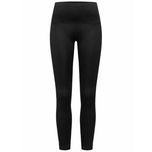 super.natural W Super Tights naisten trikoot musta