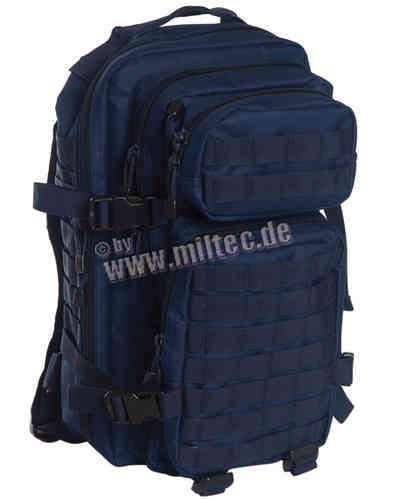 Reppu Mil-Tec US Assault pack 20 l sininen