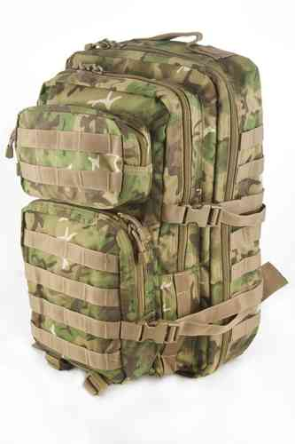 Reppu Mil-Tec US Assault pack 36l W/L-arid