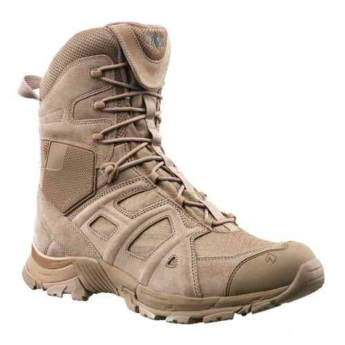 Haix Black Eagle Athletic 11 High Sidezipper Desert