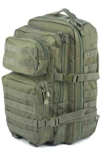 Reppu Mil-Tec US Assault pack 36l oliivi
