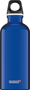 SIGG Traveller 0,6 dark blue juomapullo