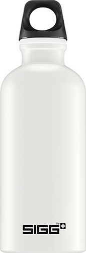SIGG Traveller 0,6 white touch juomapullo
