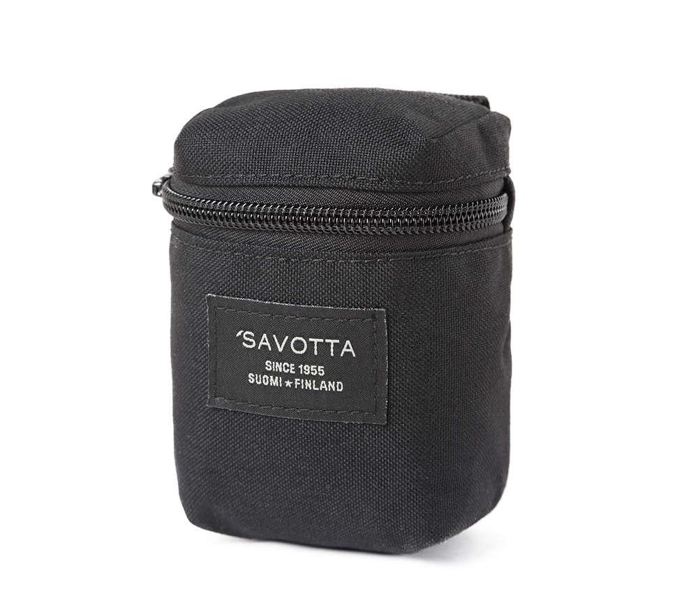 Yleistasku mini musta - Savotta - Vaeltajankauppa dc6a983ed3