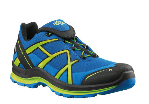 Haix Black Eagle Adventure 2.0 GTX low blue citrus