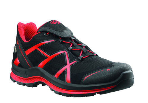 Haix Black Eagle Adventure 2.0 GTX low black red