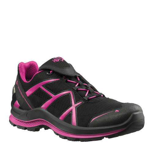 Haix Black Eagle Adventure 2.0 Ws GTX black magenta