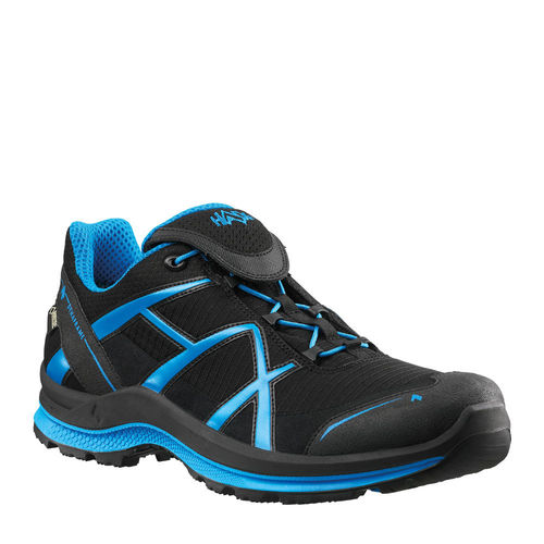 Haix Black Eagle Adventure 2.0 GTX low black blue