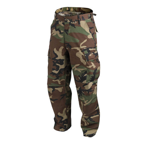 Helikon-Tex BDU housut US woodland