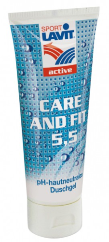 Sport Lavit Care and Fit 5.5 suihkugeeli 75 ml