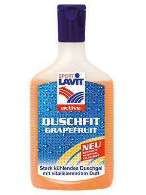 Sport Lavit Shower Fit Grapefruit suihkugeeli 200 ml