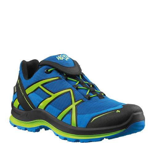 Haix Black Eagle Adventure 2.0 WS GTX Low blue citrus