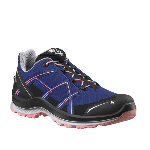 Haix Black Eagle Adventure 2.1 GTX WS Low indigo peach