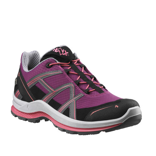 Haix Black Eagle Adventure 2.1 GTX WS Low purple rose