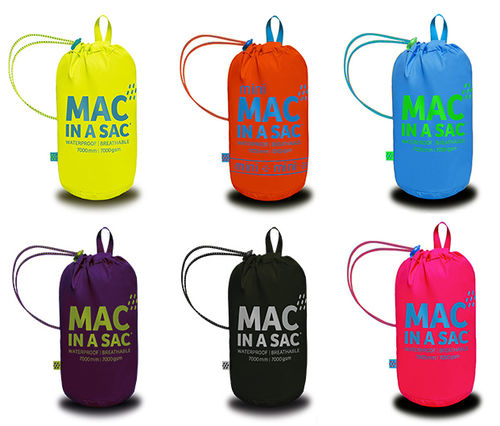 Mac in a Sac sadetakki unisex