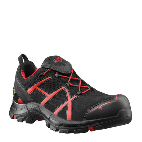 Haix Black Eagle Safety 40 low punainen