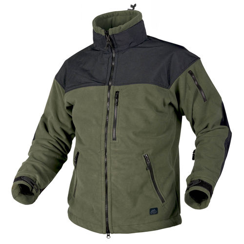 Helikon-Tex Classic Army Windblocker oliivi fleece