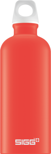 SIGG Lucid Scarlet Touch 0,6 juomapullo