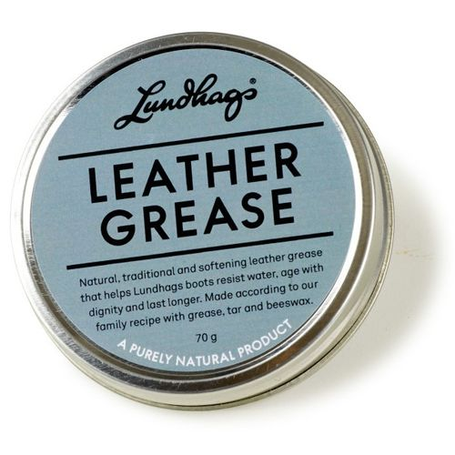 Lundhags Leather Grease kenkärasva
