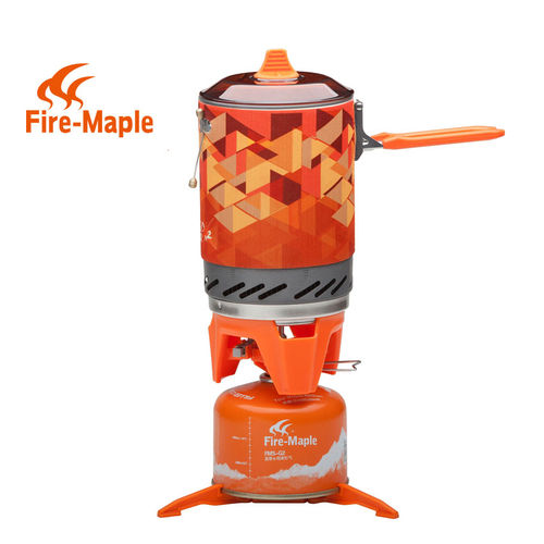 Fire Maple keitinsetti STAR X2 2200W
