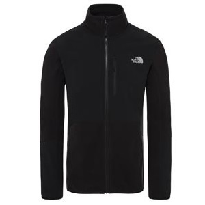 The North Face Glacier Pro Full Zip miesten fleece musta
