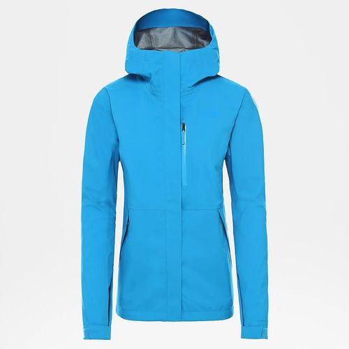 The North Face Dryzzle Futurelight naisten takki sininen
